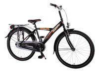 Volare citybike Thombike satin black 24'