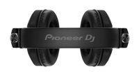 Pioneer casque HDJ-X7-K-Vue du haut