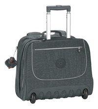 Kipling trolley-boekentas Clas Dallin Grey Night 42,5 cm