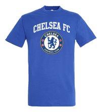 Voetbalshirt Chelsea FC Hazard-Vooraanzicht