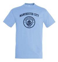 Voetbalshirt Manchester City De Bruyne-Vooraanzicht
