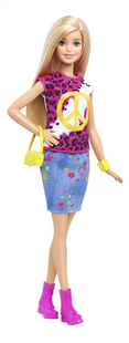 Barbie set de jeu Fashionistas Original 35 - Peace & Love-Avant