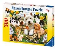 Ravensburger puzzle Animaux amis-Avant
