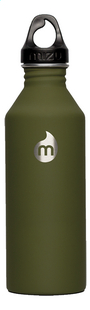 Mizu drinkfles Army Green 800 ml