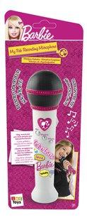 Microfoon Barbie-Vooraanzicht