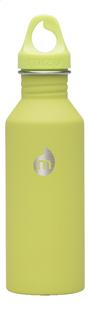 Mizu drinkfles Lime 500 ml