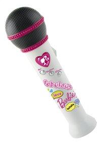 Microfoon Barbie-commercieel beeld