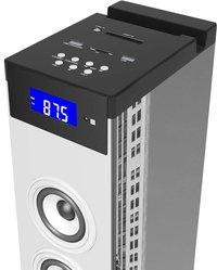 bigben multimediatoren bluetooth TW9 New York 3-Bovenaanzicht