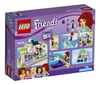 LEGO Friends 41315 Heartlake surfshop-Achteraanzicht