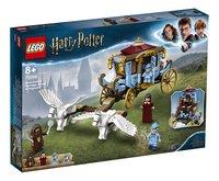 LEGO Harry Potter 75958 De koets van Beauxbatons: aankomst bij Zweinstein-Linkerzijde