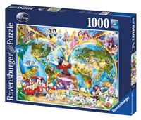 Ravensburger puzzle Le monde de Disney-Avant