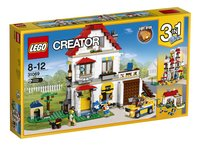 LEGO Creator 31069 La maison familiale