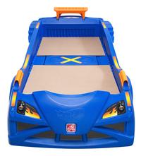 Bed Hot Wheels Race Car-Vooraanzicht