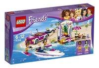 LEGO Friends 41316 Le transporteur de hors-bord d'Andréa