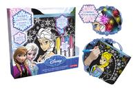 Lansay Mon sac lumineux à colorier Disney La Reine des Neiges