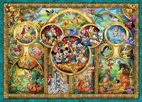 Ravensburger puzzle Les plus beaux thèmes Disney-Avant