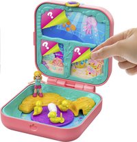 Polly Pocket Hidden Hideouts Mermaid Cove-Image 2