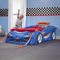 Bed Hot Wheels Race Car-Afbeelding 4
