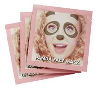 Who's That Girl Selfie Masks - 3 stuks-Artikeldetail