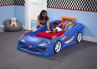 Bed Hot Wheels Race Car-Afbeelding 5