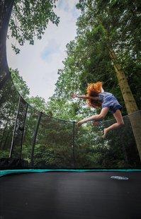 Berg trampolineset Champion Ø 3,80 m Green-Afbeelding 3
