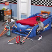 Bed Hot Wheels Race Car-Afbeelding 7