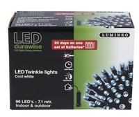 Lumineo guirlande lumineuse LED L 7,1 m blanc froid
