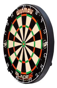 Winmau dartbord Blade 5 Bristle Competition-Rechterzijde