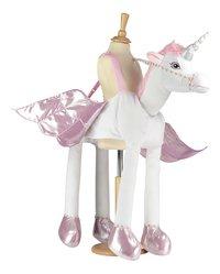 Verkleedpak Travis Ride on Unicorn één maat-Vooraanzicht