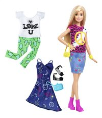Barbie speelset Fashionistas Original 35 - Peace & Love