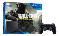 PS4 Slim console 1TB Call of Duty Infinite Warfare + controller DualShock 4