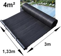 Set zonnecollectoren Pool Solar 4 m2