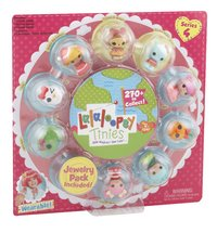 Lalaloopsy Tinies 10 minifigurines - style 7-Côté gauche