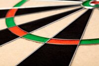 Winmau dartbord Blade 5 Bristle Competition-Afbeelding 1