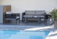 Ocean loungeset Porto Charcoal-Afbeelding 1