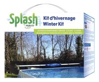 Realco kit d'hivernage pour piscines avec filtre