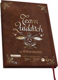 Notitieboekje A5 Harry Potter Quidditch at Hogwarts-Achteraanzicht