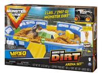 Monster Jam arène Monster Dirt-Côté droit
