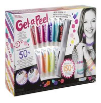 Gel-a-Peel Mega rainbow kit-Linkerzijde