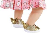 Baby Annabell schoenen goudkleurig-Artikeldetail