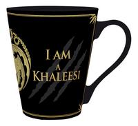 Geschenkset Game of Thrones I am a Khaleesi-Achteraanzicht