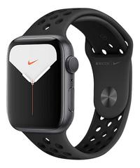 Apple Watch Nike Series 5 40 mm Gris sidéral/noir-Côté droit