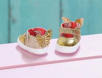 Baby Annabell schoenen goudkleurig-Afbeelding 3