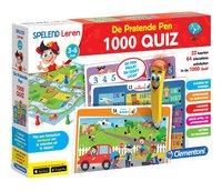 Spelend leren: De Pratende Pen 1000 quiz-Vooraanzicht