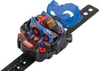 VTech auto Turbo Force Blue Racer-Linkerzijde
