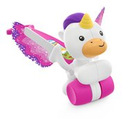Fisher-Price Ma Licorne à Pousser-commercieel beeld