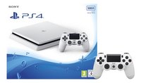 PS4 Slim console 500 GB + controller DualShock 4 wit