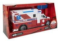 DreamLand Ambulance-Côté gauche