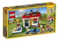 LEGO Creator 31067 Modulaire vakantie aan het zwembad