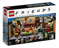 LEGO Ideas Friends 21319 Central Perk-Linkerzijde